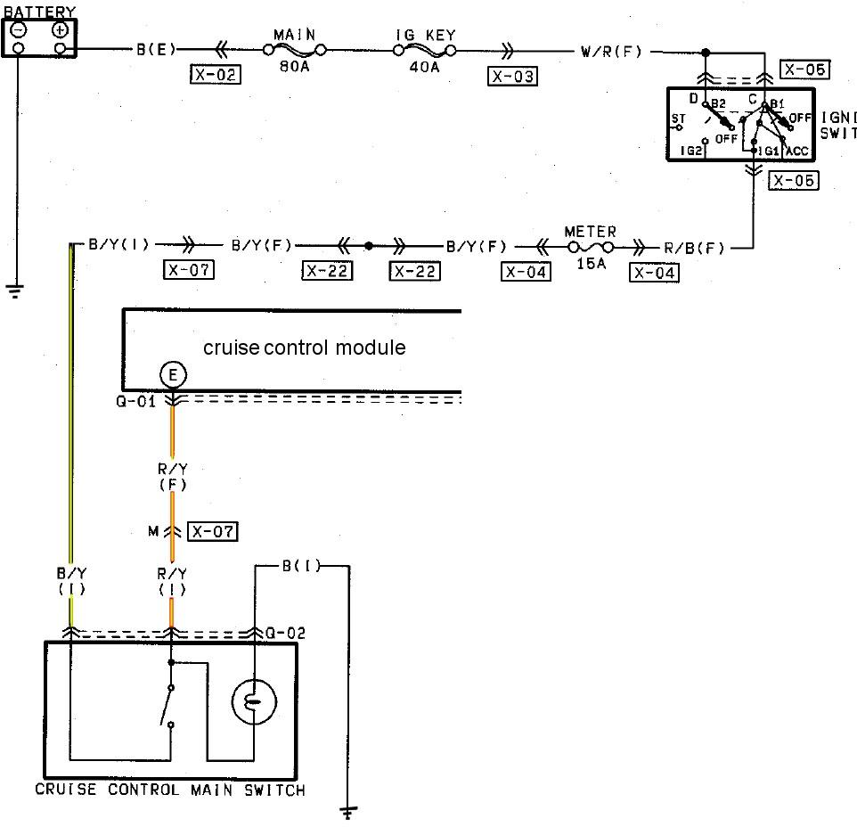 31 Miata Ignition Switch Wiring Diagram